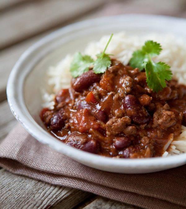 Чили кон карне - сытное мясное блюдо для любителей острого