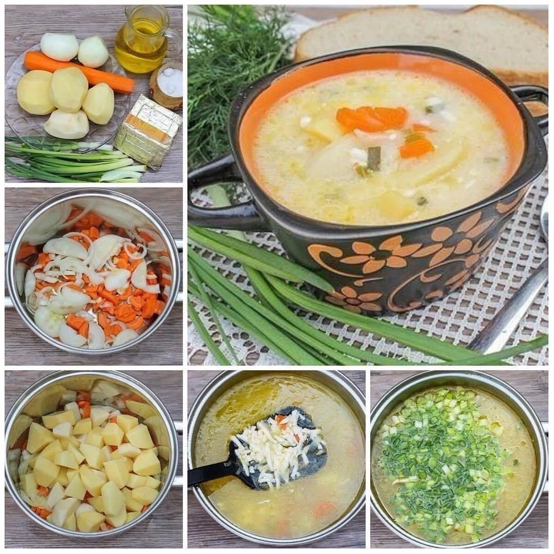 Какой подойдет сырок для супа? как приготовить суп из плавленных сырков