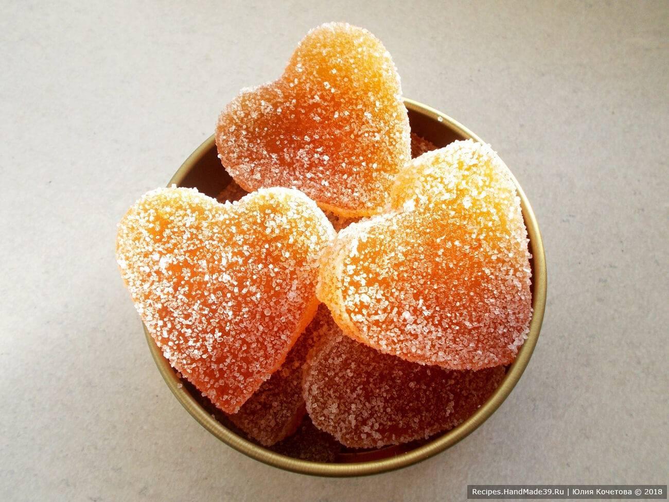 Домашние мармелады из яблок – проверенные рецепты