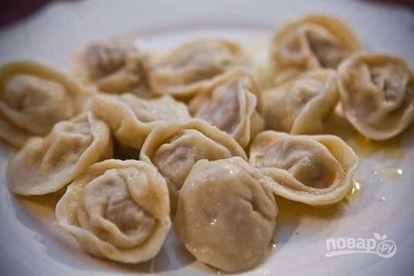 Пошаговый рецепт приготовления ленивых пельменей