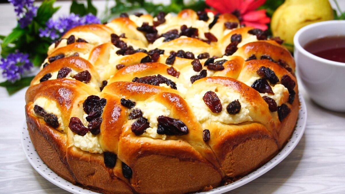 Открытый пирог, тарт - рецепты