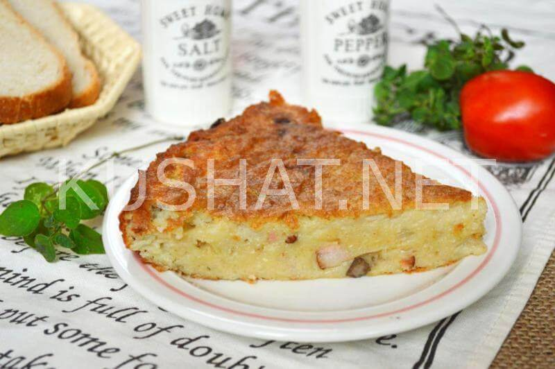 Картофельная бабка: рецепты приготовления в духовке и мультиварке