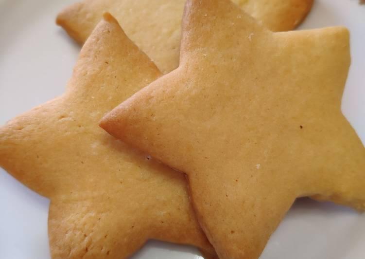 Печенье в форме