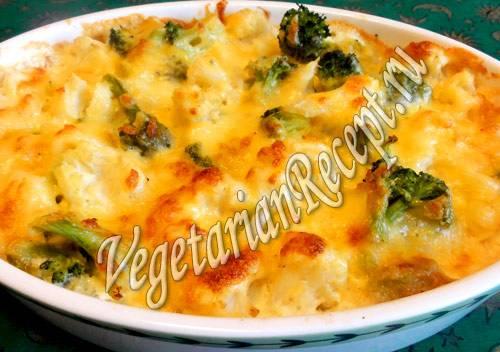 Вкусно и сытно: рецепты приготовления замороженной цветной капусты в духовке