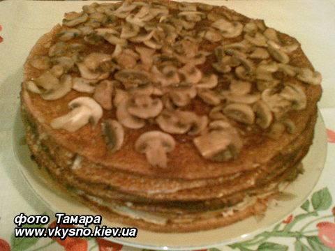 Лазанья из блинов с курицей и грибами: рецепт с фото. как приготовить лазанью с курицей и грибами?