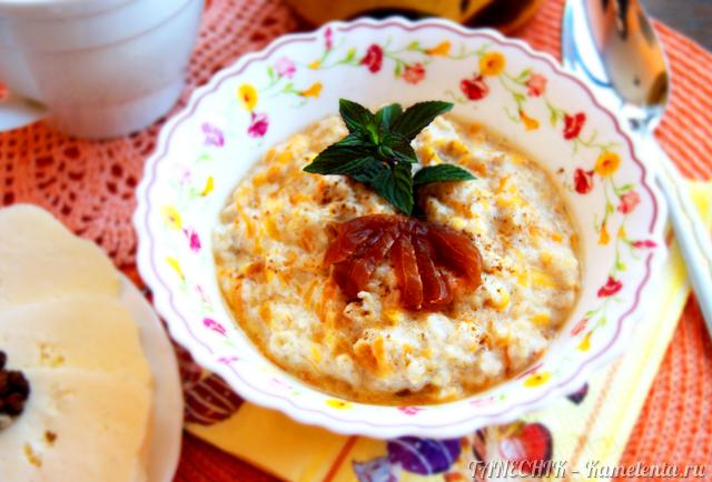 Вкусная каша из тыквы – рецепты из сладких и несладких круп