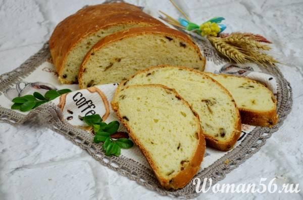 Хлеб на соде