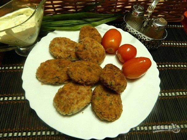 Фриттата из мяса и овощей
