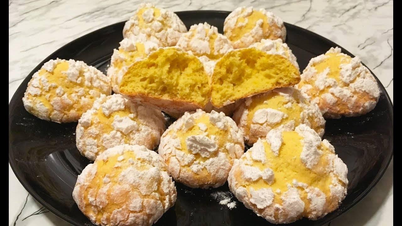 Лимоннoe печеньe