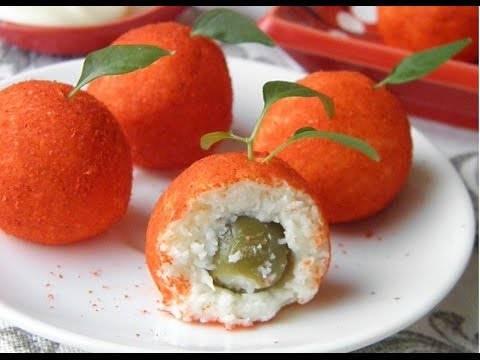 Сырные шарики – оригинальная закуска из доступных ингредиентов