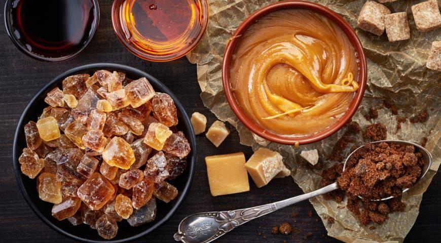 Как сделать свой собственный коричневый сахар
