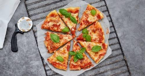 Бывает ли пицца без сыра? готовим вместе