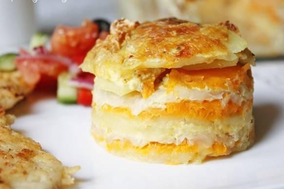 Картофель гратен рецепты приготовления