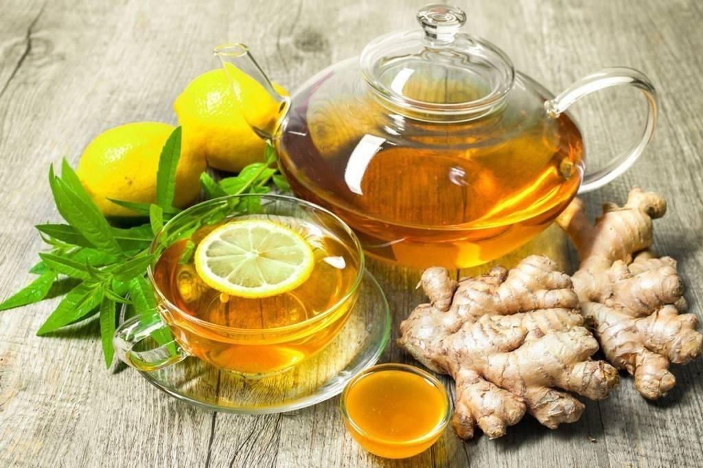 Апельсиновая настойка с медом и имбирем
