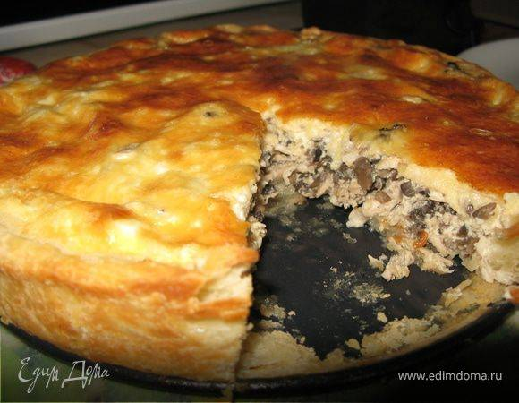 Пирожки с курицей – вкусные рецепты с фото