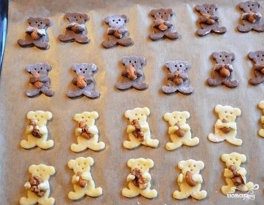 "Печенье ""мишка коала"""