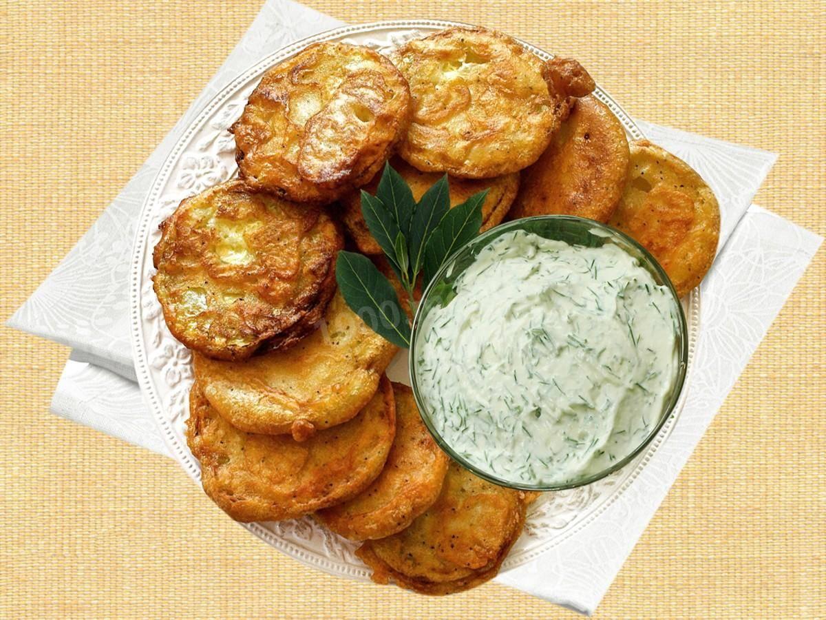 Кабачки в кляре на сковороде с чесноком: рецепт с фото пошагово - 4 рецепта