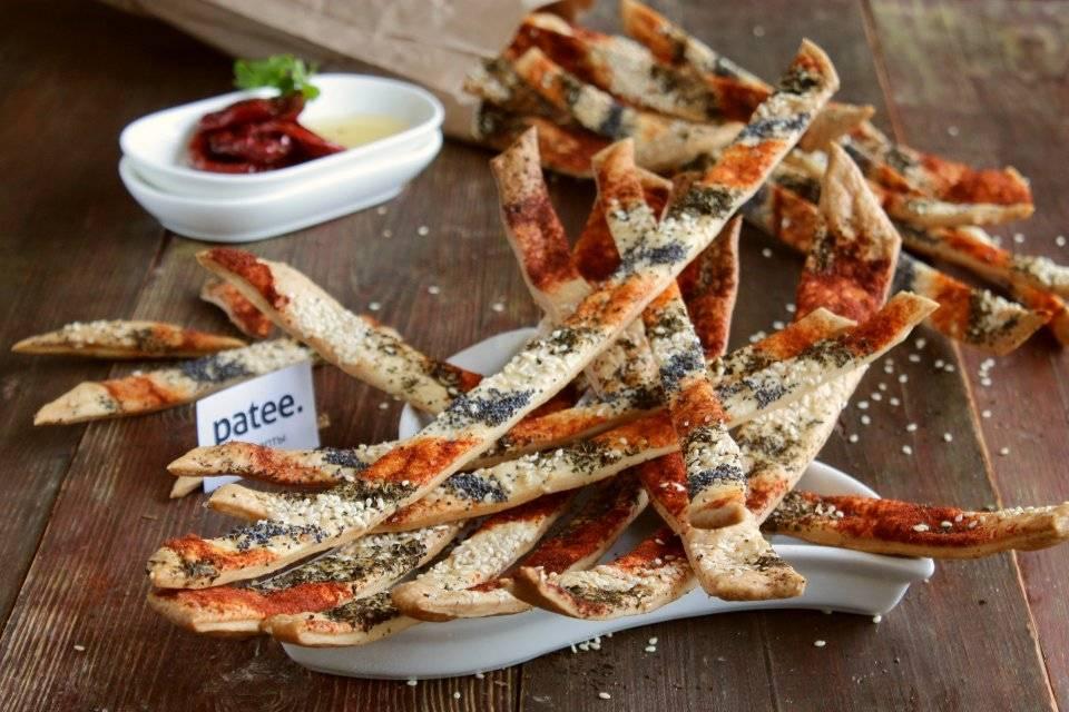 Как приготовить гриссини на остатках закваски: рецепт настоящих хлебных палочек с фото и видео
