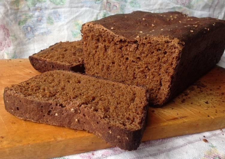 Ароматный, вкусный бородинский хлеб — рецепт приготовления в хлебопечке