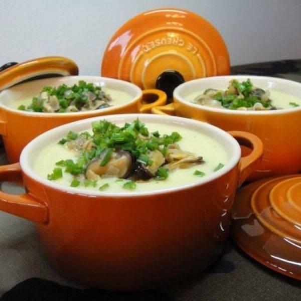Суп-пюре с креветками - нежный и вкусный: 4 рецепта, особенности приготовления - onwomen.ru
