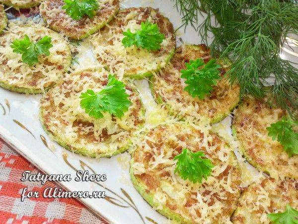 Кабачки в панировке. пошаговый рецепт с фото • кушать нет