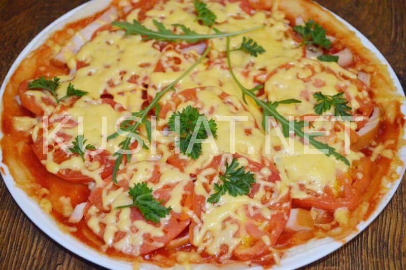 Тесто для пиццы тонкое и не только: 34 домашних вкусных рецепта