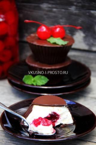 Творожные сырки в шоколаде - рецепт с фотографиями - patee. рецепты
