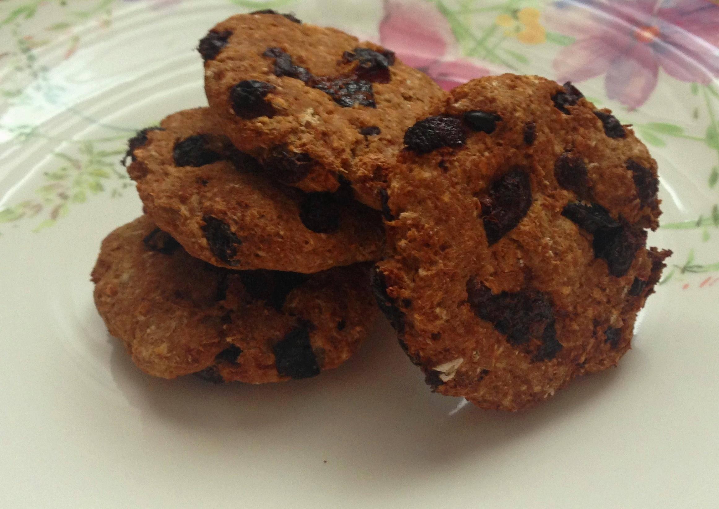 Печенье с кэробом