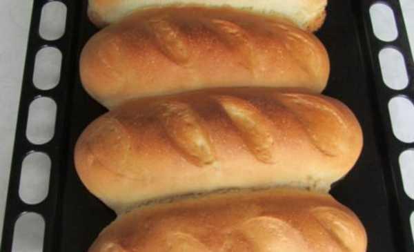 Самый простой быстрый хлеб