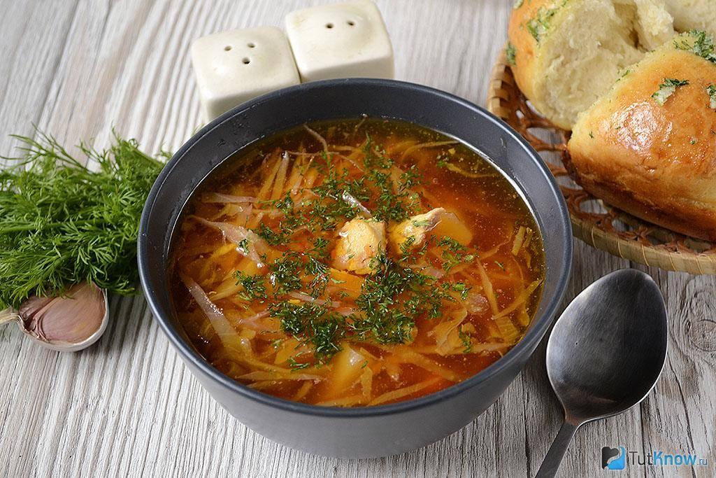Как приготовить самый вкусный борщ: пошаговый рецепт с фото