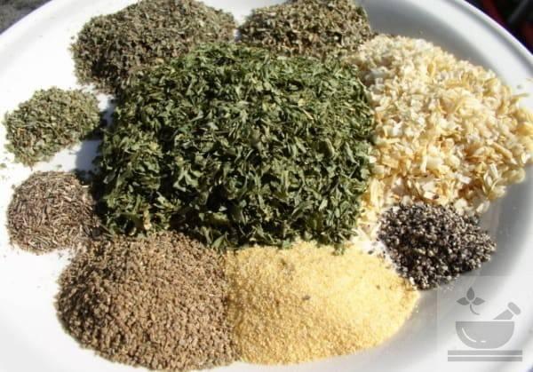 Итальянские травы - рецепты