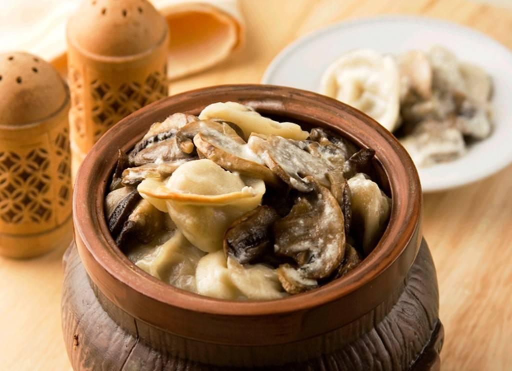 Вареники и пельмени с грибами: рецепты и фото, как приготовить пельмени и вареники с грибами