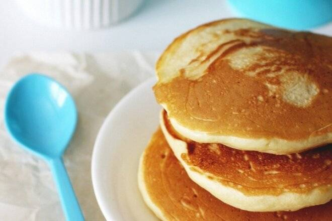 Пышные панкейки. топ - 5 рецептов пышных панкейков