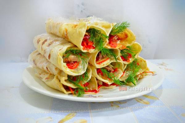 Домашняя шаурма: рецепт с фото пошагово