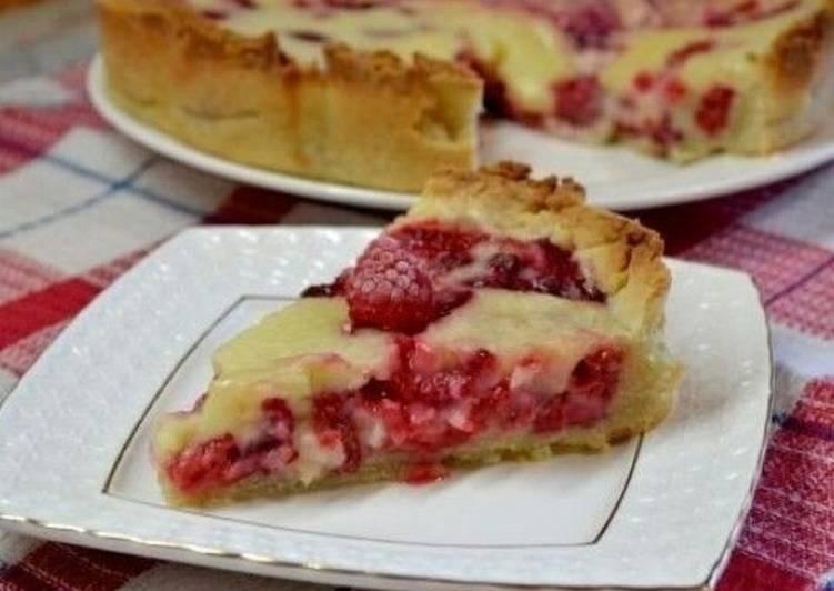 Универсальное тесто для пирогов