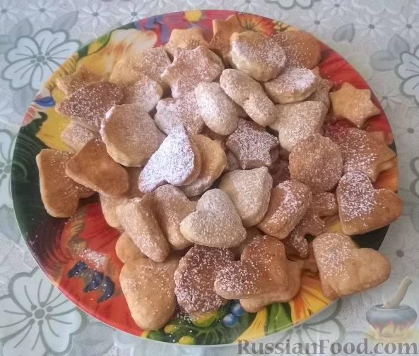 Мастер-класс рецепт кулинарный любимое печенье из детства продукты пищевые