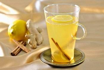 Имбирный чай: 10 простых рецептов приготовления