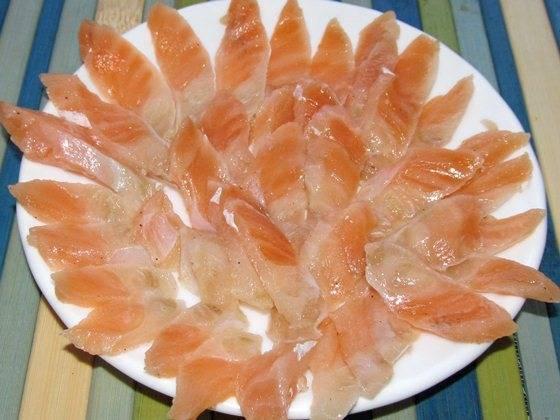 Семга соленая в домашних условиях. как правильно засолить красную рыбу в домашних условиях