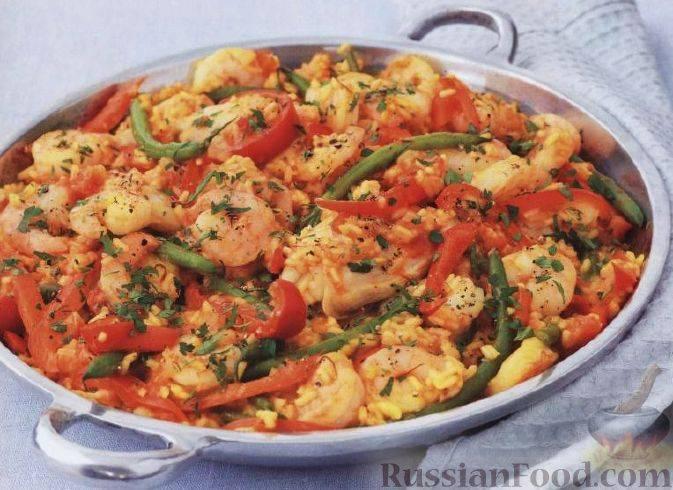 Паэлья с курицей: 8 традиционных рецептов
