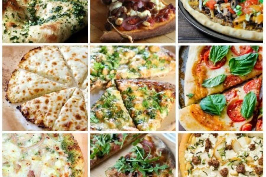 Узнайте, как правильно приготовить тесто для пиццы