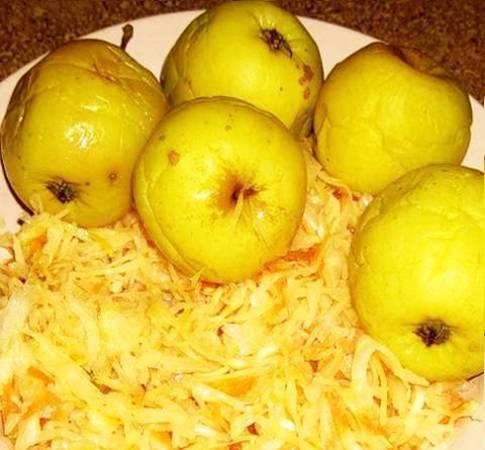 Моченые яблоки рецепт в домашних условиях в банках