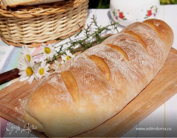Хлеб на рассоле и сыворотке в хлебопечке
