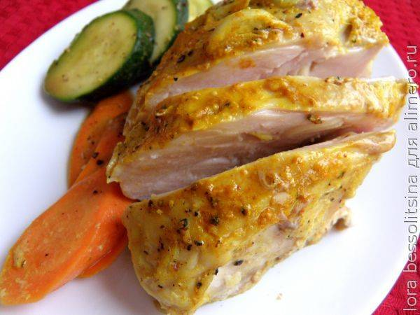 Запеченная куриная грудка в духовке – 10 сочных, вкусных рецептов с фото пошагово