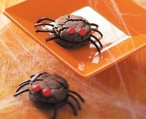 """Печенье """"пауки"""""""