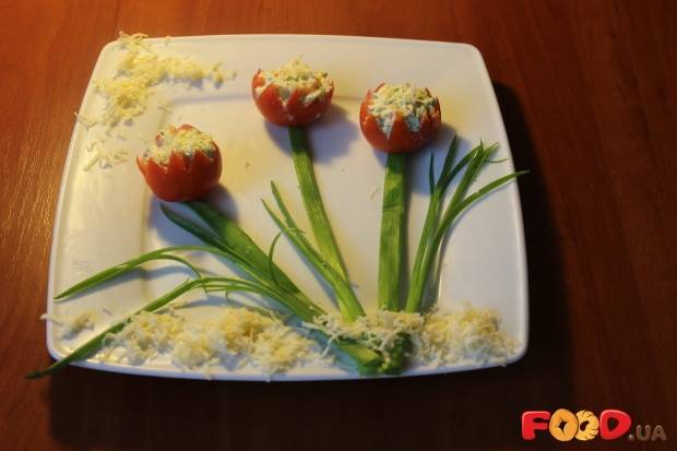 Закуски - рецепты