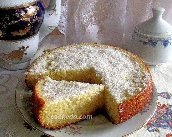 Манник на кефире в мультиварке - рецепты вкусного пирога на скорую руку