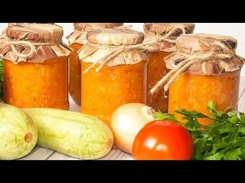 Рецепт кабачковой икры на сковороде - 6 пошаговых фото в рецепте