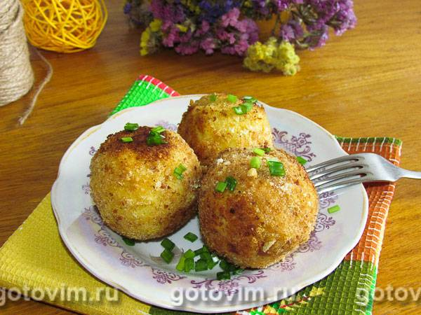 Крокеты картофельные: 10 отличных рецептов |