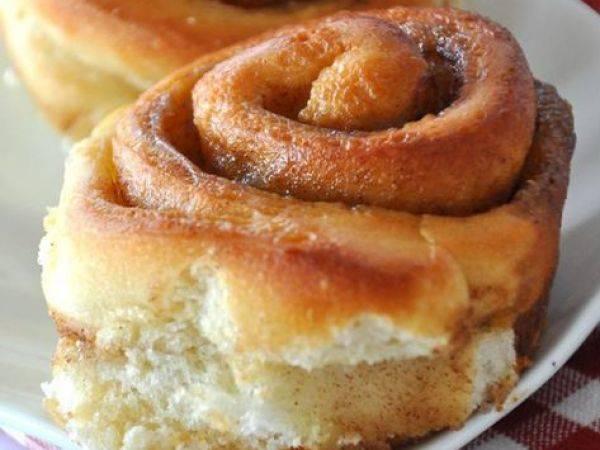Как испечь булочки на кефире без дрожжей по пошаговому рецепту