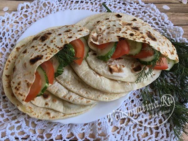 Начинки для питы – рецепты в домашних условиях с овощами, курицей, грибами